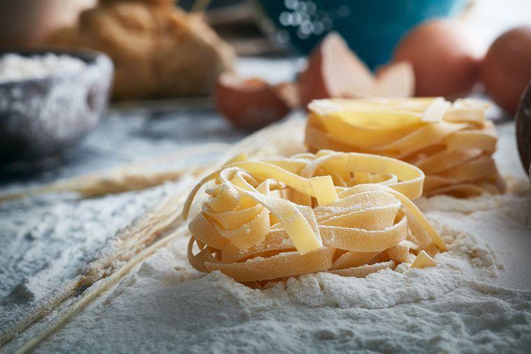 Что такое свежая паста